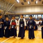 平成26年度若鯱錬成会 優勝:成学館剣道教室