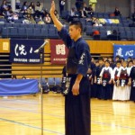 選手宣誓 鈴木涼也(玄武道場)