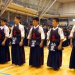 小学生の部 第3位 斉年寺道場剣志会