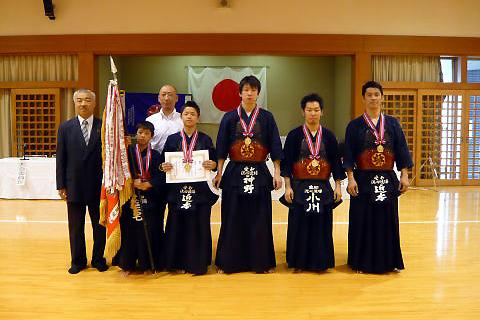 第32回全国道場対抗剣道大会愛知県予選会