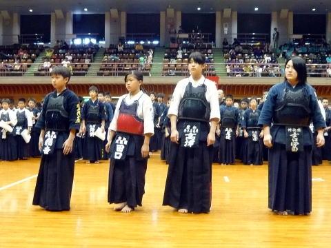 第32回愛知県小・中学生女子剣道個人選手権大会