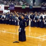 選手宣誓  久田 一喜(千代が丘剣道教室)