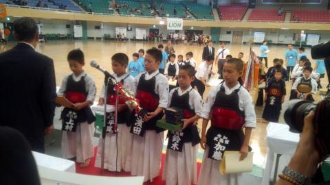 第48回全国道場少年剣道大会