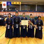 中学生の部 第三位 福岡如水館