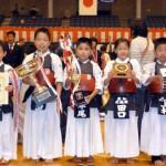 低学年の部 優勝 武徳館剣道教室