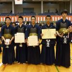 中学生の部 第三位 昭島中央剣友会