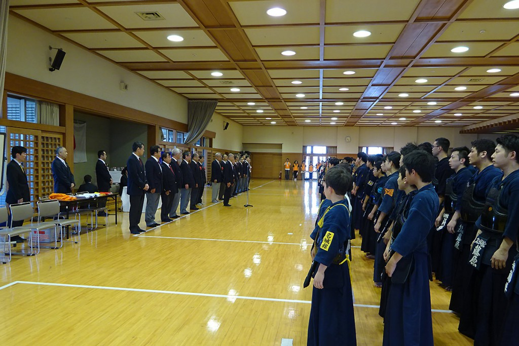 第33回全国道場対抗剣道大会愛知県予選会