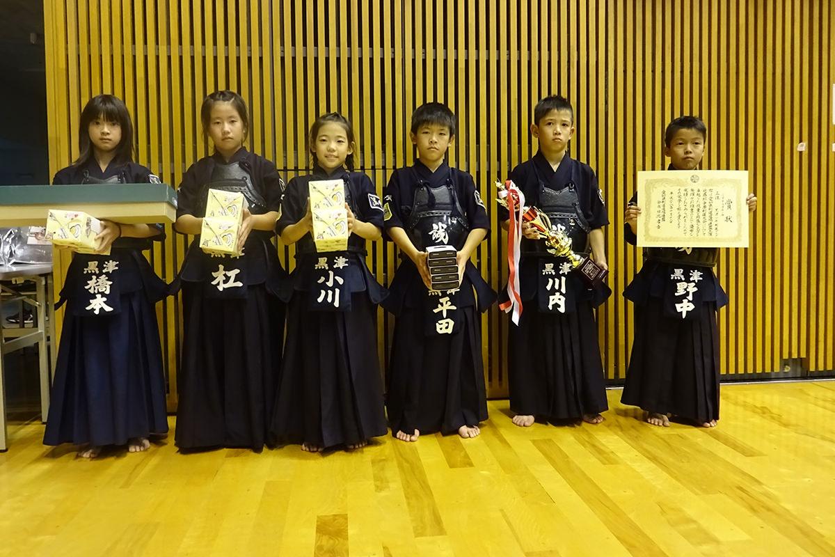 平成28年度「近藤杯」争奪剣道大会 低学年の部