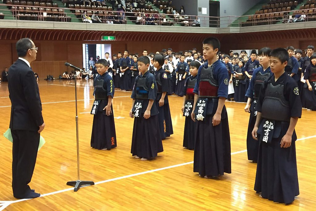 第34回愛知県少年剣道個人選手権大会