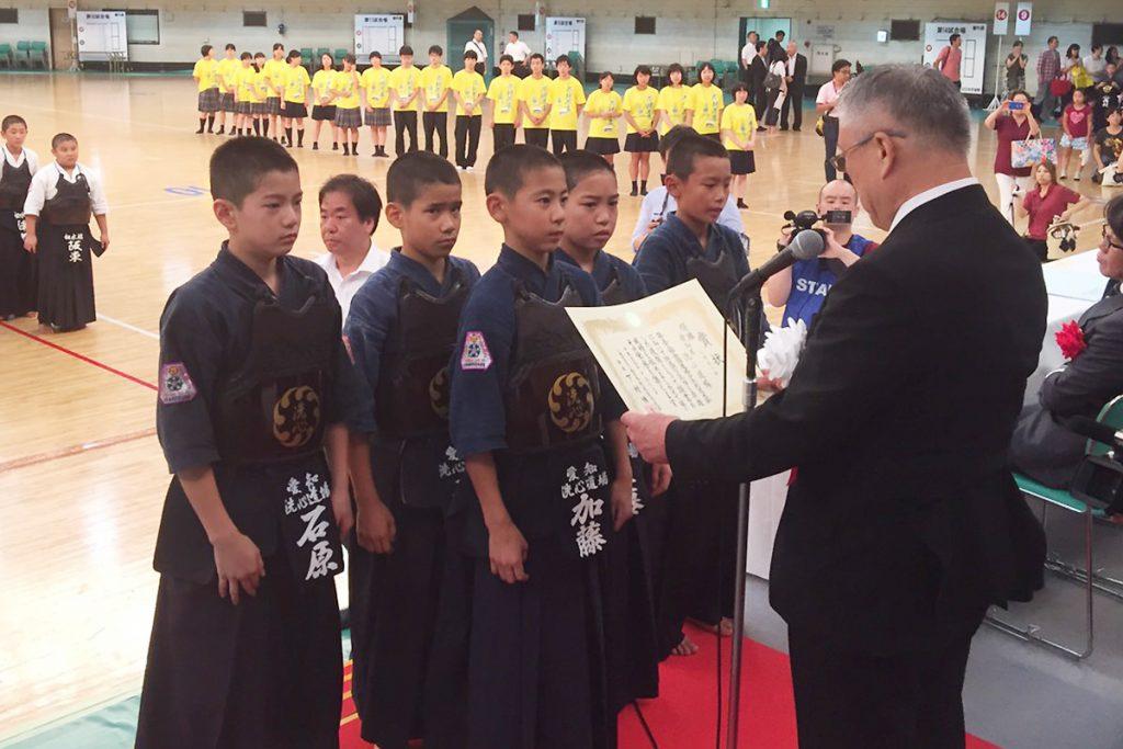 第52回全国道場少年剣道大会 小学生の部