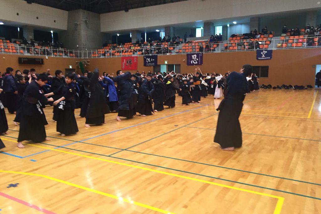 第16回愛知県剣道道場連盟指導者講習会