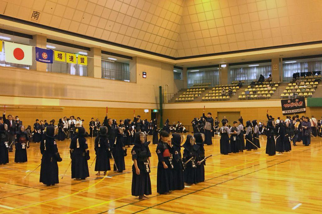 第92回愛知県剣道道場連盟研修会