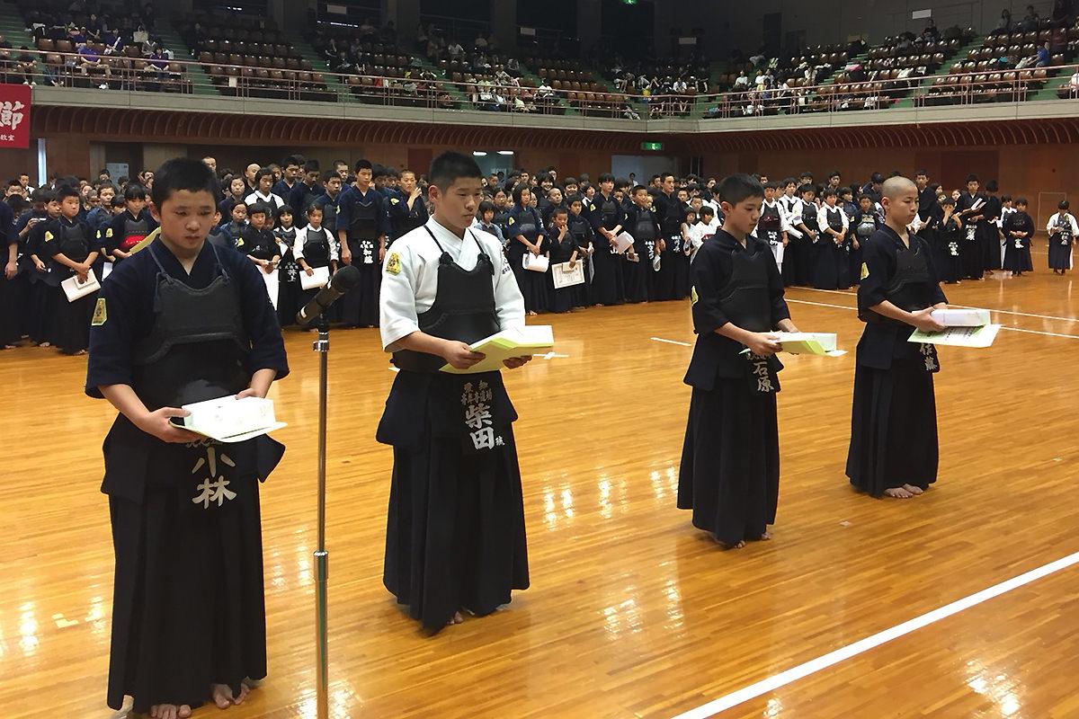 第35回愛知県少年剣道個人選手権大会