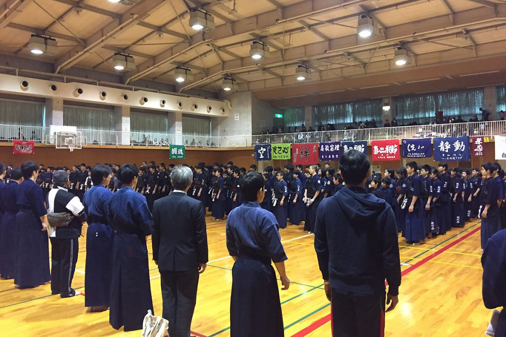 第96回愛知県剣道道場連盟研修会