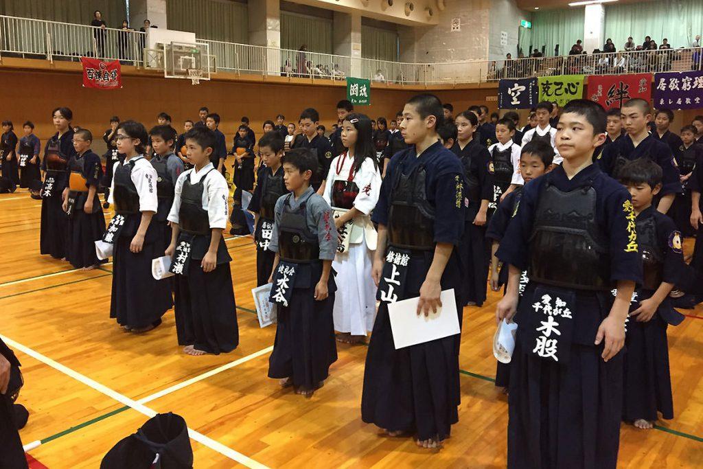 平成30年度愛知県剣道少年団主催体験発表会