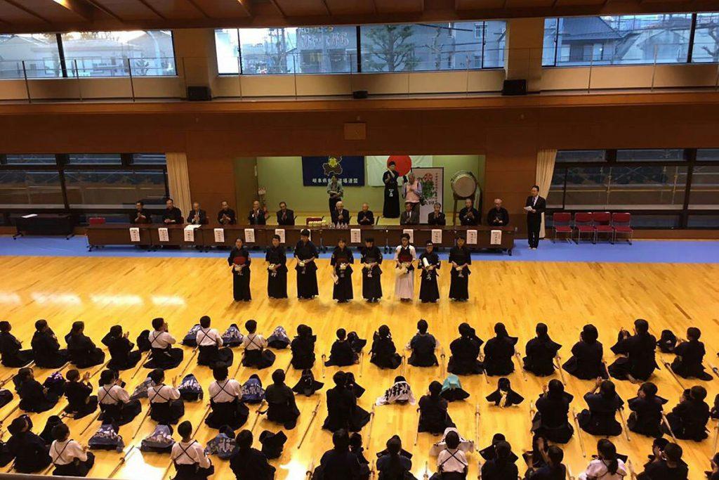 第41回中部地区剣道少年団研修会 体験・実践発表会