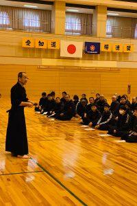 第17回愛知県剣道道場連盟指導者講習会