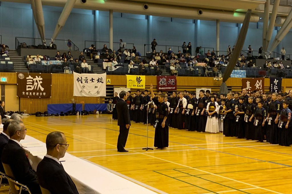 第48回愛知県道場少年剣道大会