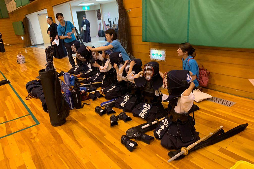 第99回愛知県剣道道場連盟研修会