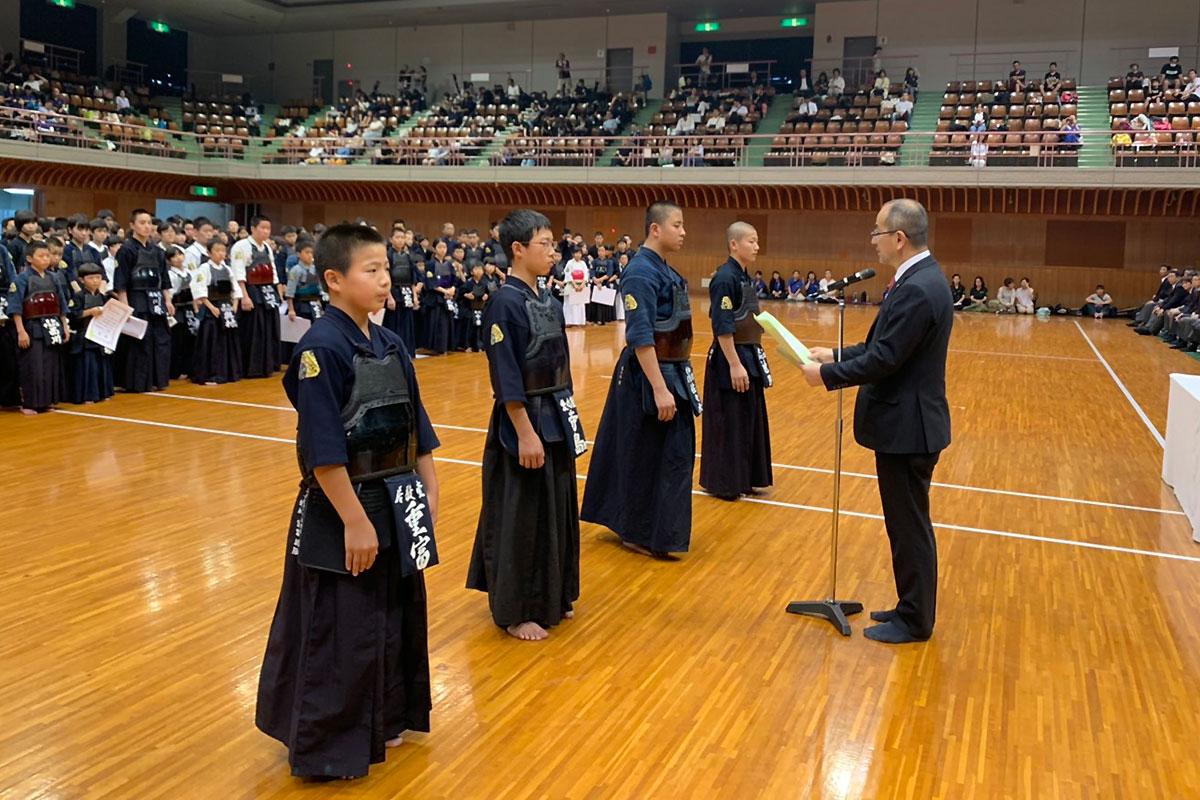 第36回愛知県少年剣道個人選手権大会