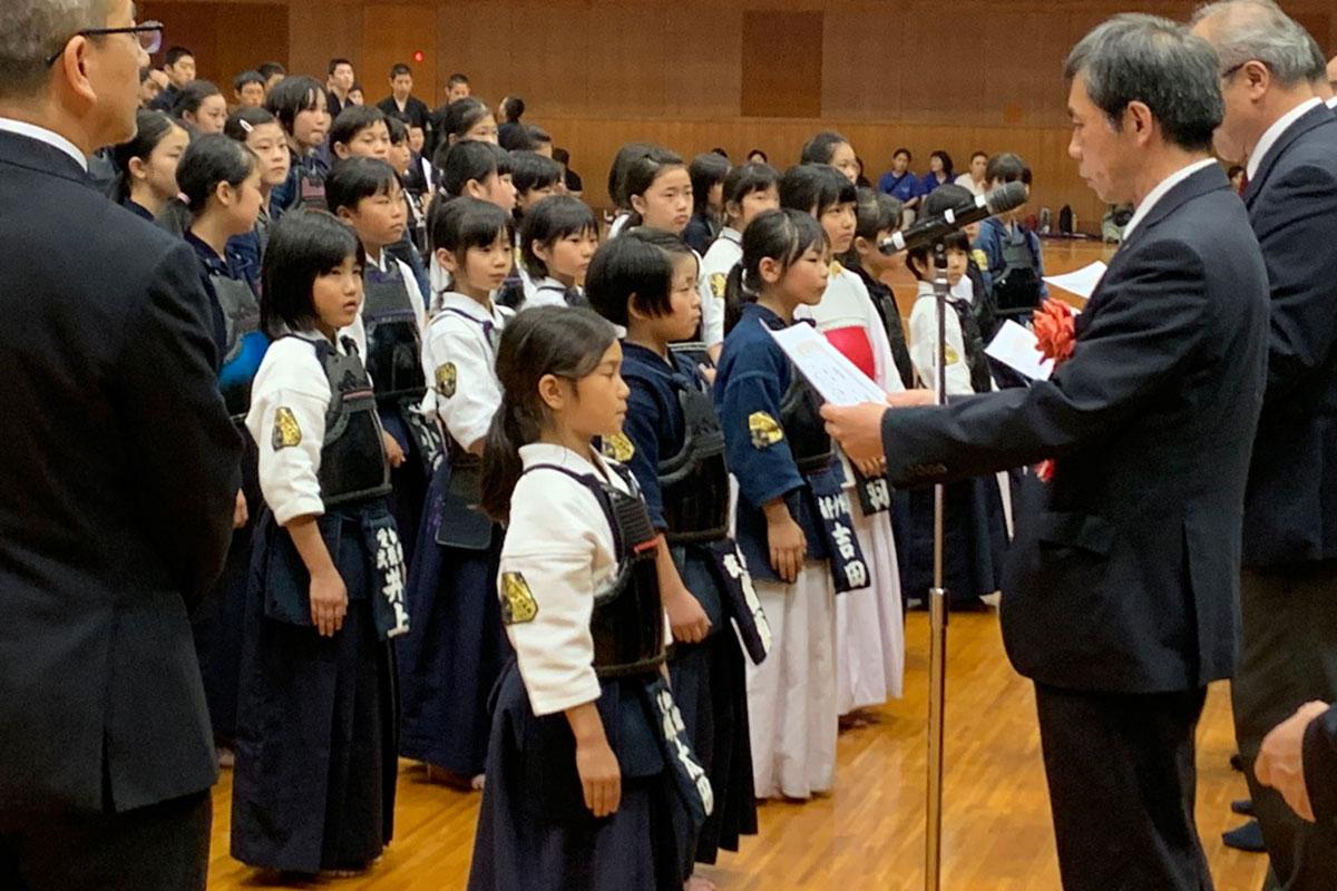 第37回愛知県小中学生女子個人選手権大会