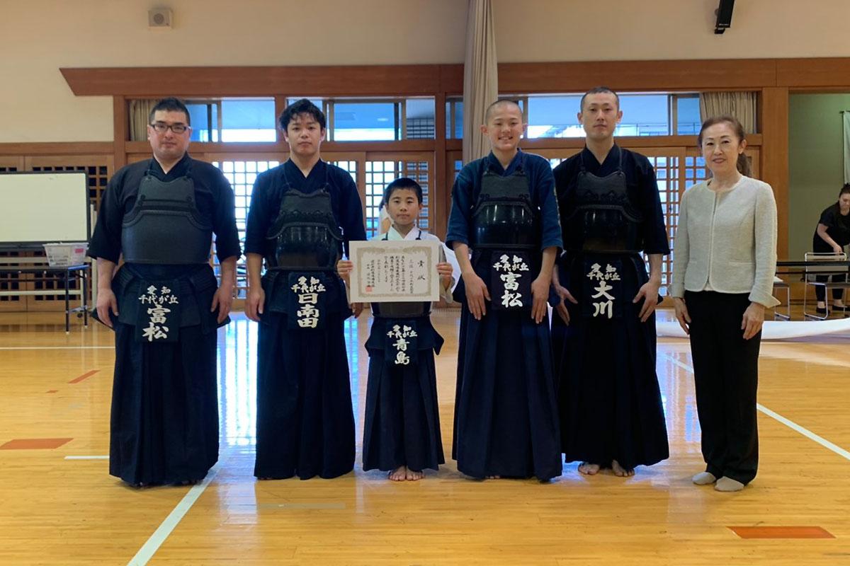第37回全国道場対抗剣道大会・愛知県予選会