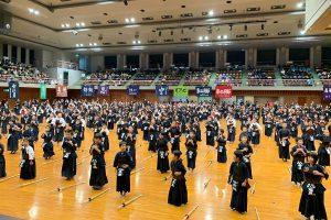 第100回記念愛知県剣道道場連盟研修会