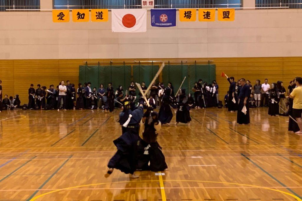 第101回愛知県剣道道場連盟研修会