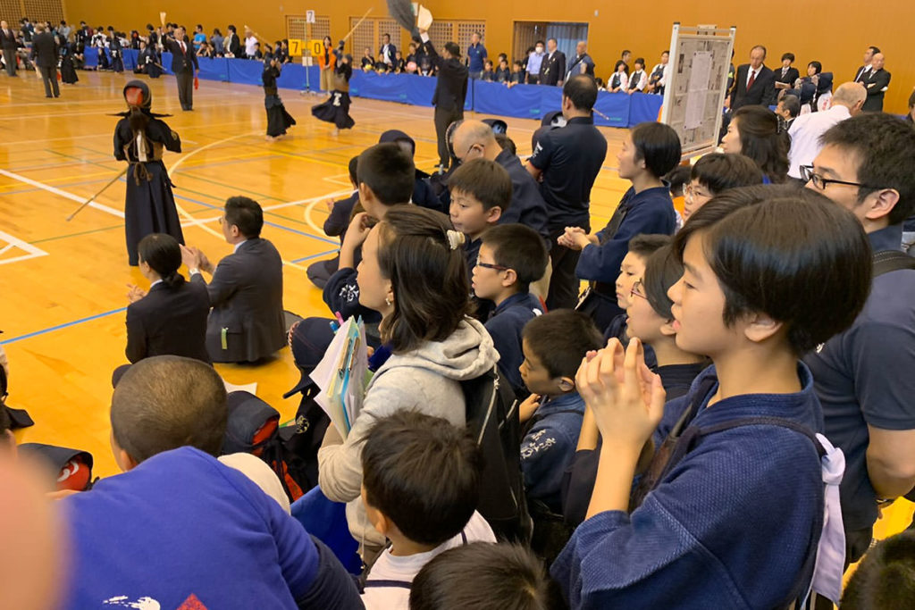 令和元年度愛知県剣道道場連盟「近藤杯」争奪少年剣道錬成大会