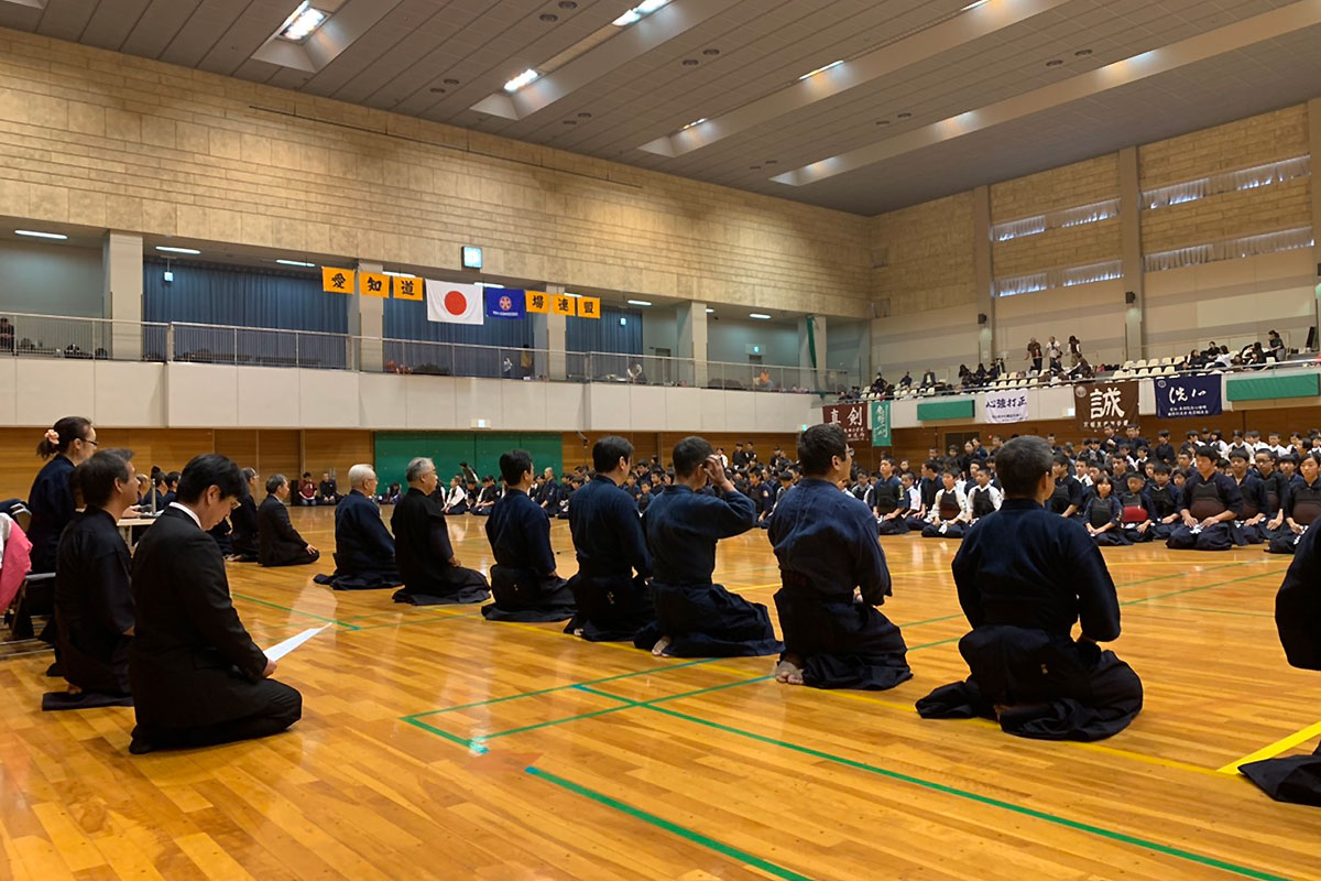 第102回愛知県剣道道場連盟研修会