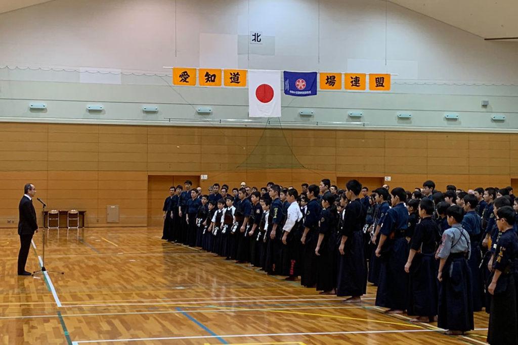 第18回愛知県剣道道場連盟指導者講習会