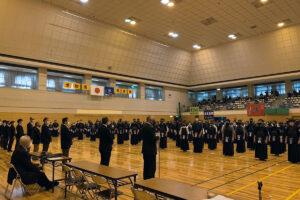 第107回愛知県剣道道場連盟研修会