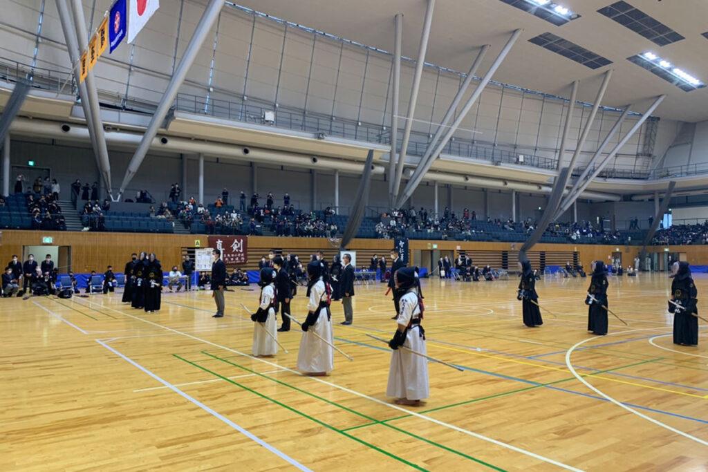 第50回愛知県道場少年剣道大会・令和3年若鯱錬成会