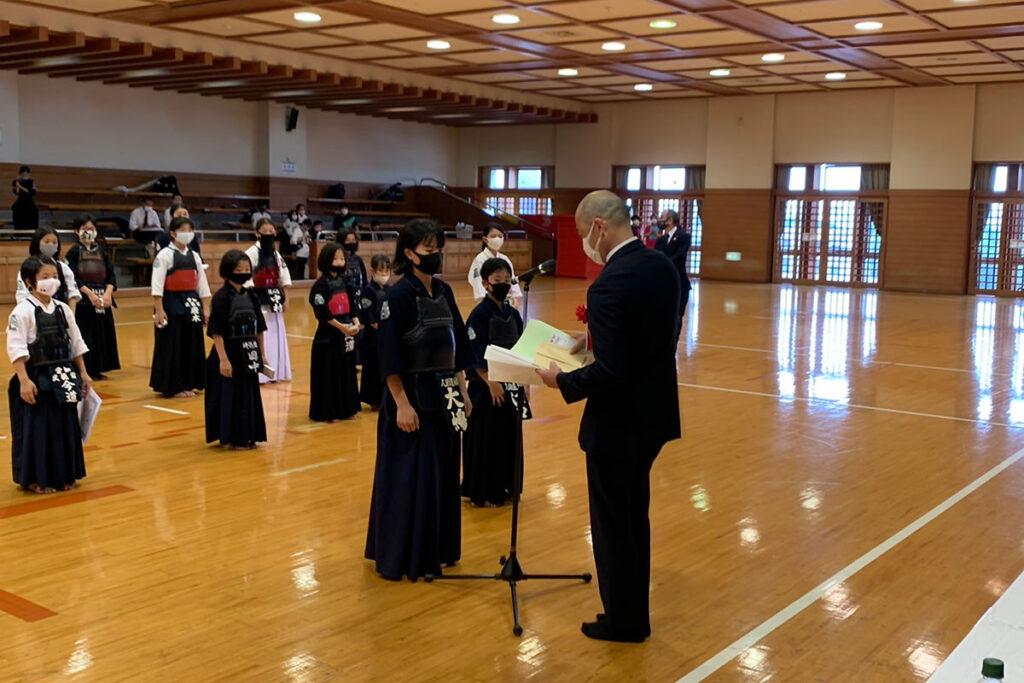 第39回小中学生女子剣道個人選手権大会