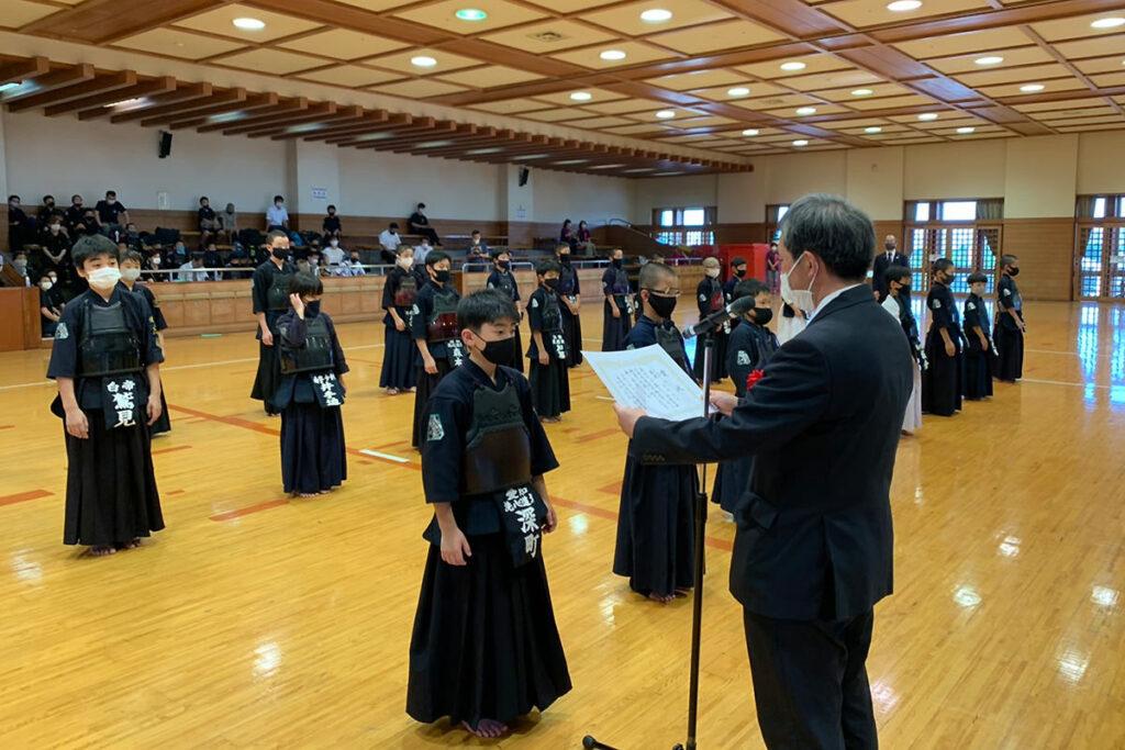 第38回愛知県少年剣道個人選手権大会・小学生部門